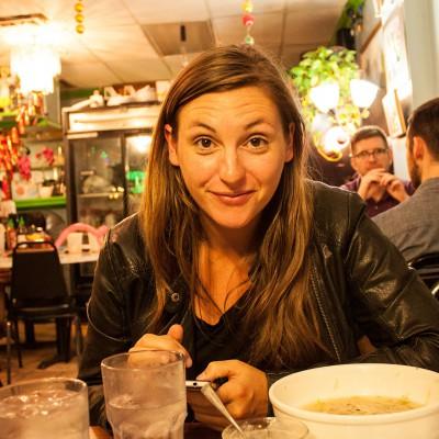 Leckere (?) Suppe im Vietnamesen-Viertel
