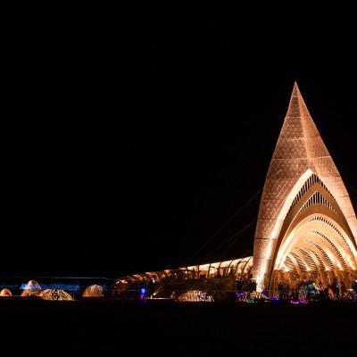 Der Tempel:
