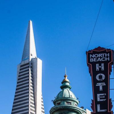 Ein Sinnbild der Stadt: Moderne meets ...