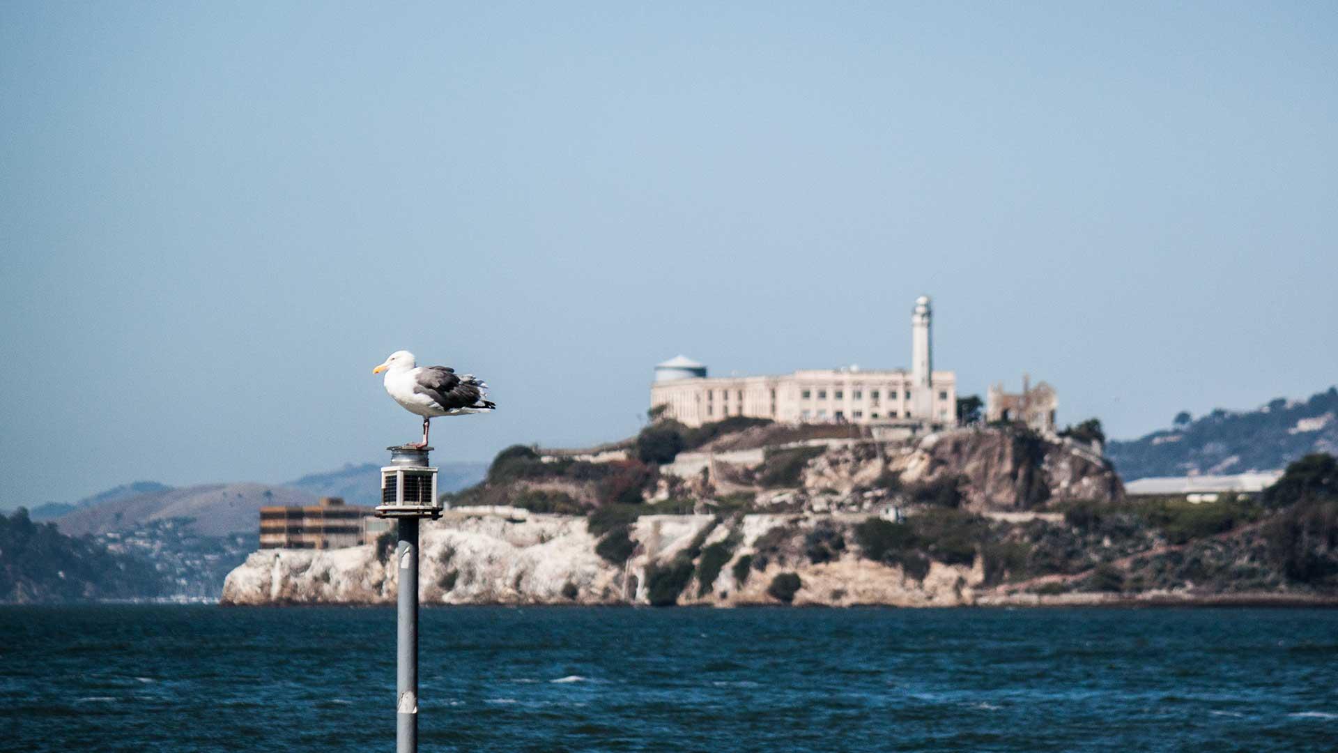 Alcatraz: ein einsamer Ort mit mehr Geschichte als ein Hochsicherheitsgefängnis; aber das blieb